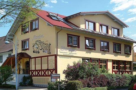 Bodensee - 3*S Hotel Storchen - 6 Tage für 2 Personen inkl. Frühstück