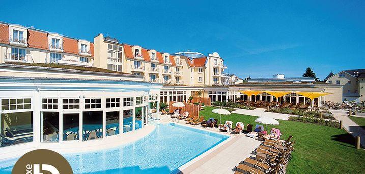 Ostsee - 4*S Kaiser Spa Hotel Zur Post - 4 Tage für Zwei inkl. Frühstück