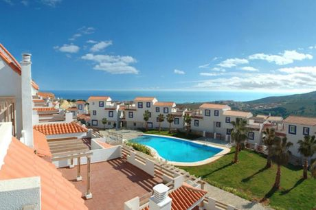 Málaga - Appartementanlage Vistalmar - 8 Tage für 6 Personen