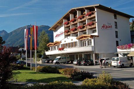 Pitztal - 4*Hotel Alpina - 4 Tage für 2 Personen inkl. 3/4-Verwöhnpension