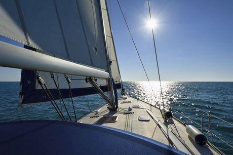 Ostsee - Ostwind Segelsport - 8 Tage Segeltörn für 2 Personen