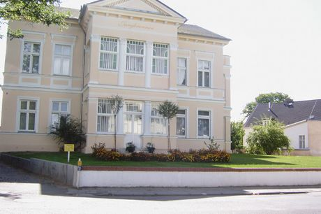 Ostsee - Villa Jungbrunnen - 4 Tage für Zwei in einer Ferienwohnung