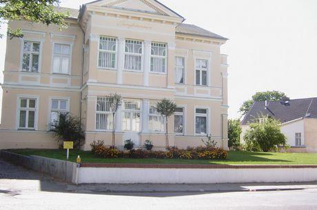 Ostsee - Villa Jungbrunnen - 6 Tage für Zwei in einer Ferienwohnung