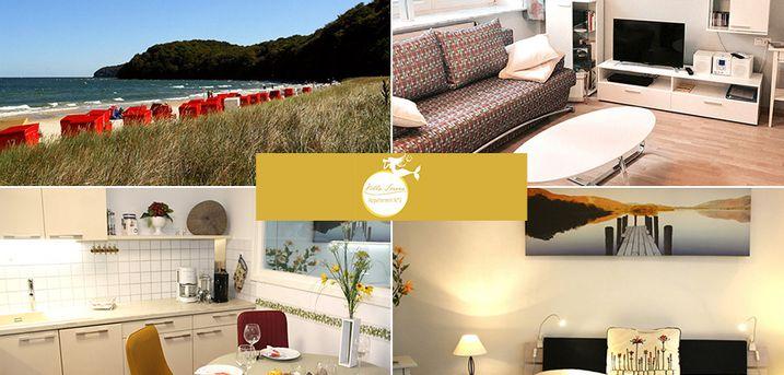 Ostsee - Ferienwohnung Villa Sirene - 4 Tage für 2 Personen