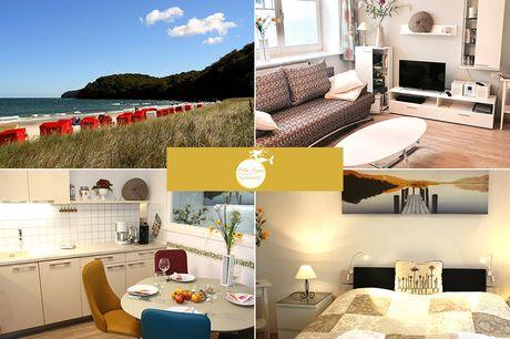 Ostsee - Ferienwohnung Villa Sirene - 8 Tage für 2 Personen