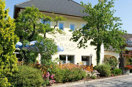 Mühlviertel - 3*Hotel Der Dorfwirt - 6 Tage für 2 Personen inkl. Halbpension