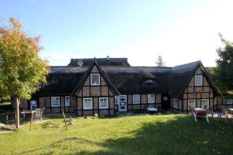 Ostsee - Ferienhäuser Rohrhus - 5 Tage für 2 Personen inkl. Frühstück