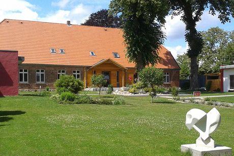 Meckl. Seenplatte - Hotel Altes Pfarrhaus - 4 Tage für Zwei inkl. Frühstück