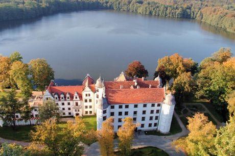 Pommern - 3*Schlosshotel Podewils - 8 Tage für 2 Personen inkl. Halbpension