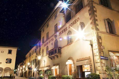 Emilia-Romagna - 4*Grand Hotel Terme Roseo - 4 Tage für Zwei inkl. Frühstück