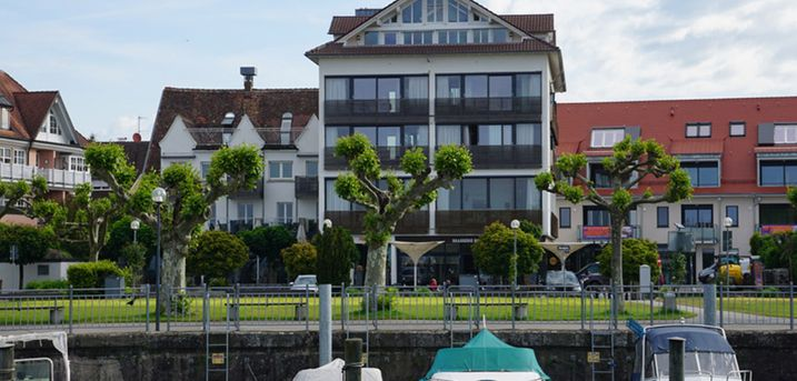 Bodensee - 4*Seehotel Litz - 3 Tage für Zwei inkl. Frühstück