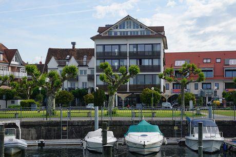 Bodensee - 4*Seehotel Litz - 6 Tage für Zwei inkl. Frühstück