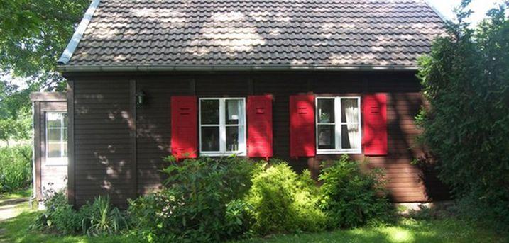 Ostsee - Ferienhaus Spiegelhaus - 8 Tage für 2 Personen im Ferienhaus