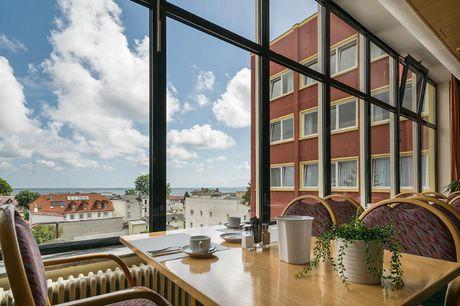 Ostsee - 3*S Hotel Wald und See - 3 Tage für 2 Personen inklusive Frühstück