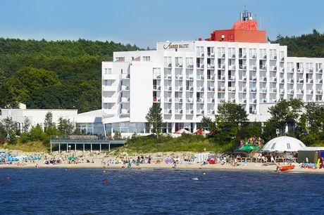 Polen - 4*Vienna House Amber Baltic - 8 Tage zu zweit inkl. Halbpension
