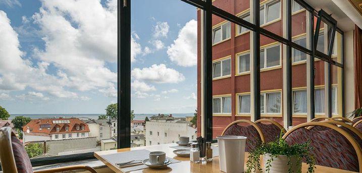 Ostsee - 3*S Hotel Wald und See - 6 Tage für 2 Personen inkl. Frühstück