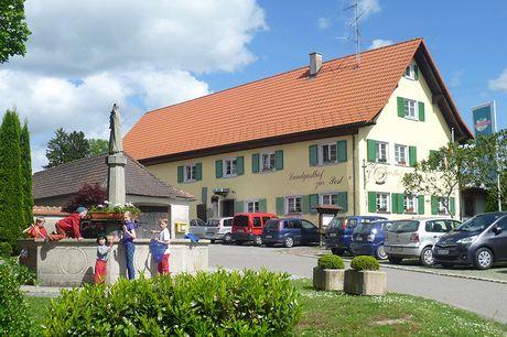 Bodensee - 3*Landgasthof zur Post - 3 Tage für 2 Personen inkl. Halbpension