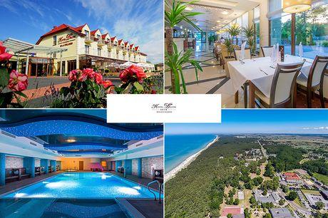Ostsee - 4*Hotel Delfin - 6 Tage für 2 Personen inkl. Halbpension