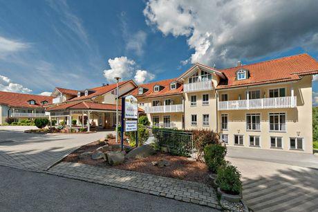 Bayerischer Wald - Hotel Ahornhof - 8 Tage zu zweit inkl. Halbpension