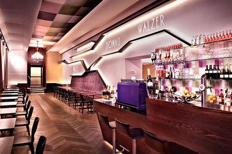 Wien - 3*Hotel Donauwalzer - 5 Tage für 2 Personen inkl. Frühstück