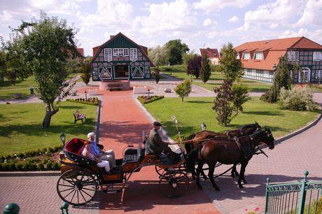 Uckermark - Hotel Schloss Herrenstein - 3 Tage zu zweit inkl. Frühstück
