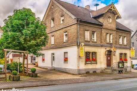 Sauerland - Landgasthof Schöttes - 6 Tage für 2 Personen inkl. Halbpension
