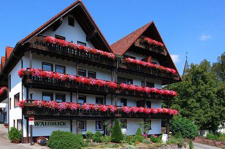 Schwarzwald - Hotel Waldblick - 4 Tage für 2 Personen inkl. Halbpension