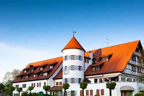 Bodensee - 4*Golfhotel Bodensee - 3 Tage für 2 Personen inkl. Frühstück