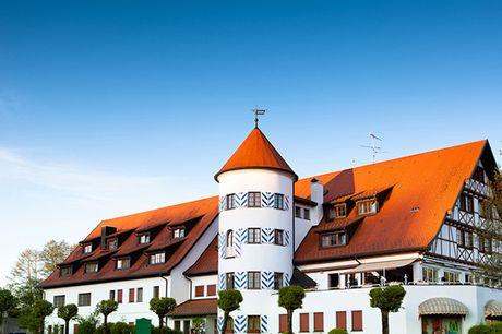 Bodensee - 4*Golfhotel Bodensee - 4 Tage für 2 Personen inkl. Frühstück