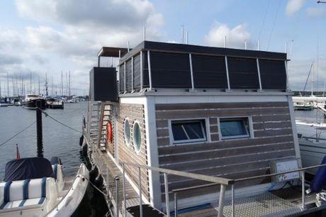 Ostsee - Hausboot Chicky Lucky - 8 Tage für 2-4 Personen