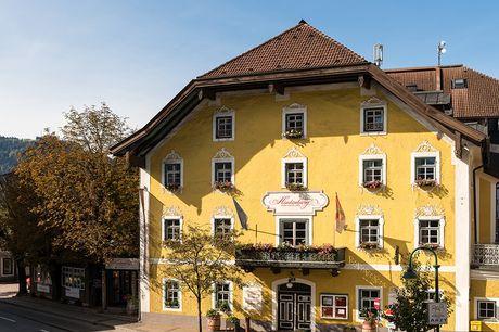 Salzburger Land - 4*Hotel Die Hindenburg - 8 Tage zu zweit inkl. Frühstück