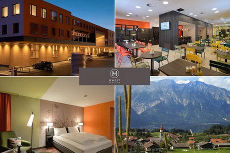 Tirol - Hwest Hotel Hall - 6 Tage für 2 Personen inkl. Frühstück