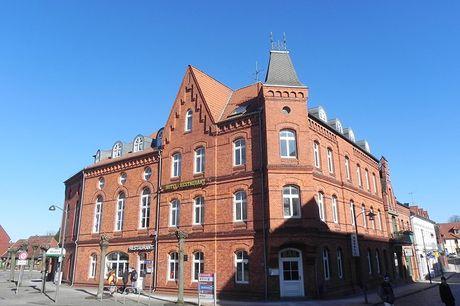 Meckl. Seenplatte - 3*S Hotel Zur Eldenburg - 3 Tage für Zwei inkl. Frühstück