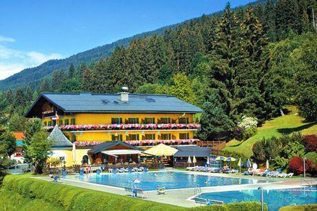Salzburger Land - 4*Gründlers Hotel - 8 Tage für Zwei inkl. Halbpension