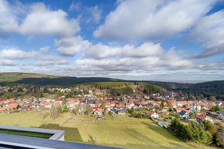 Thüringer Wald - 3*S Ferien Hotel Rennsteigblick - 8 Tage zu zweit All Inclusive