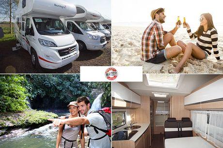 Dümo-Reisemobile - 8 Tage für 2-6 Personen im Reisemobil