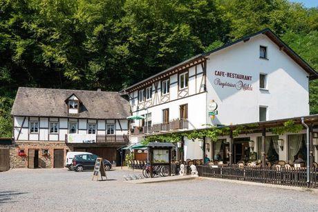 Mosel - Landhotel Ringelsteiner Mühle - 4 Tage für Zwei inkl. Halbpension