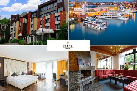 Friedrichshafen - 4*PLAZA Hotel Föhr - 4 Tage für 2 Personen inkl. Frühstück