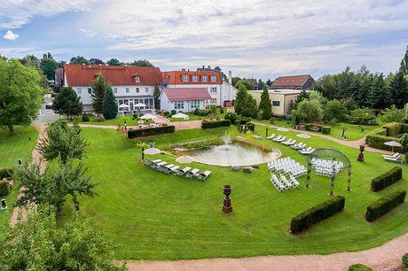 Erzgebirge - 4*Romantik Hotel Schwanefeld - 8 Tage für Zwei inkl. Halbpension