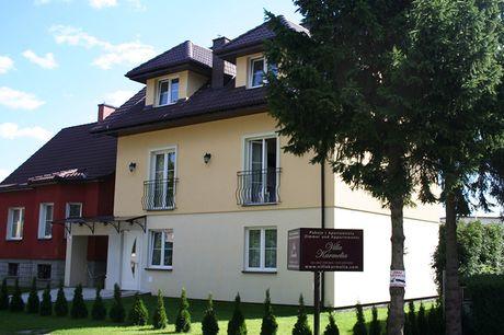 Ostsee - Villa Karmelia - 4 Tage für 2 Personen inkl. Halbpension
