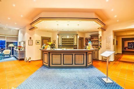 Ostsee - 4*Parkhotel Am Glienberg - 6 Tage für 2 Personen inkl. Halbpension