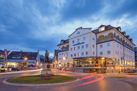 Allgäu - 4*Luitpoldpark-Hotel - 3 Tage für Zwei inkl. Frühstück