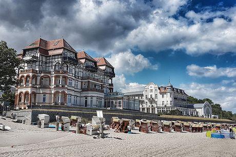 Ostsee - meergut Hotel Schloss am Meer - 3 Tage für Zwei inkl. Halbpension