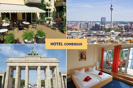 Berlin - Hotel Comenius - 4 Tage für 2 Personen inkl. Frühstück