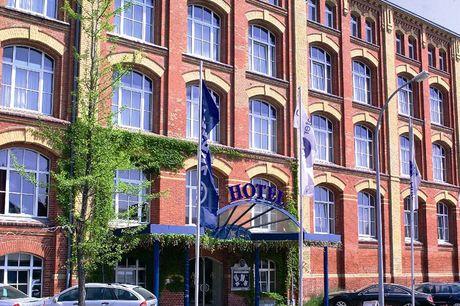Erzgebirge - 4*Center Hotel Alte Spinnerei - 3 Tage für Zwei inkl. Halbpension
