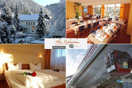 Sauerland - Hotel Altes Doktorhaus - 4 Tage für 2 Personen inkl. Frühstück