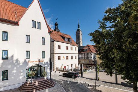 Thüringer Wald - Hotel Am Markt - 4 Tage für Zwei inkl. Frühstück
