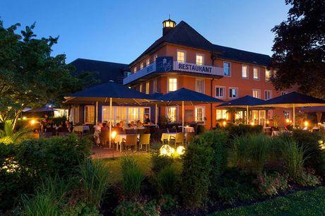 Bodensee - 3*S Hotel Ganter - 6 Tage für 2 Personen inkl. Halbpension