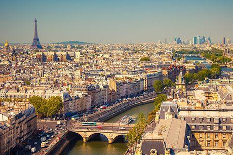 Paris - 3*Hotel Apogia Paris - 3 Tage für 2 Personen inkl. Frühstück