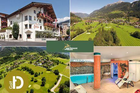 Salzburger Land - 3*Hotel zum Hirschen - 6 Tage für Zwei inkl. Halbpension